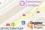 Схема проезда до компании Московский комсомолец в Москве