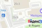 Схема проезда до компании Магазин горячей выпечки на Перовском шоссе в Москве