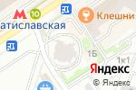 Схема проезда до компании ФинБрок в Москве