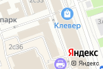 Схема проезда до компании Империя Жизни в Москве