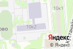 Схема проезда до компании Средняя общеобразовательная школа №980 в Москве