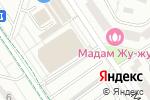 Схема проезда до компании 3 апельсина в Москве