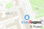 Схема проезда до компании va-zap.ru в Москве