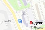 Схема проезда до компании Ittrojans в Москве