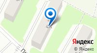 Компания Крепмен на карте