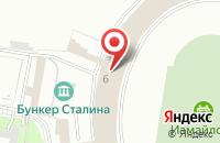 Схема проезда до компании Королев в Москве