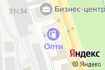 Схема проезда до компании АГЗС в Москве