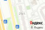 Схема проезда до компании Пятый сезон в Москве