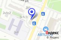 Схема проезда до компании НОТАРИУС КАЛИНИНА О.А. в Москве