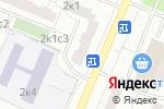 Схема проезда до компании Нотариус Фурчакова Т.Е. в Москве