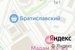 Схема проезда до компании linziru.ru в Москве