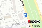 Схема проезда до компании Мультипроцессинг КИТ в Москве