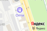 Схема проезда до компании Марок Натюр в Москве