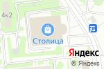 Схема проезда до компании Zen Zone в Москве
