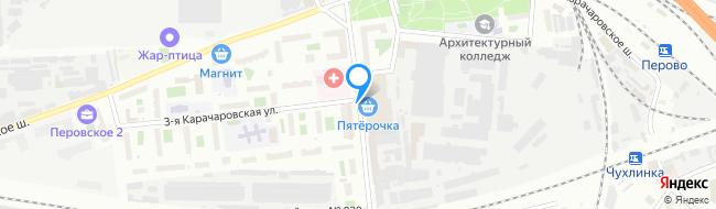 улица Карачаровская 2-я