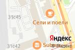 Схема проезда до компании Магазин штор и жалюзи в Москве