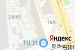 Схема проезда до компании Пакинг Групп в Москве