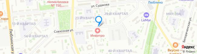 Совхозная улица