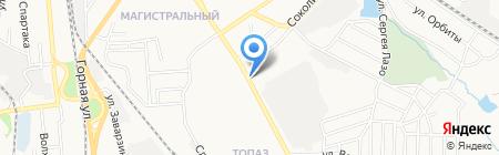 ИМПЕРИЯ-ГАРАНТ ЧП на карте Донецка