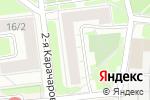 Схема проезда до компании КОМПАНИЯ МОРЛАНД в Москве