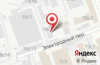 Схема проезда до компании Партнер в Москве