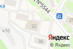 Схема проезда до компании Дикрис в Москве