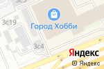 Схема проезда до компании ТеплыеСвязи.рф в Москве