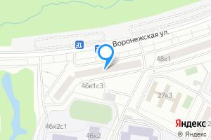 Комната в Москве Воронежская ул., 46к1