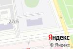 Схема проезда до компании Кадетская школа-интернат №9 в Москве