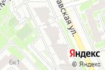 Схема проезда до компании MANZARE FURS в Москве