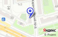 Схема проезда до компании ИКБ СТОЛИЧНЫЙ КАПИТАЛ в Москве