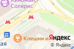 Схема проезда до компании Магазин шапок и перчаток в Москве