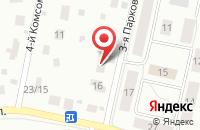 Схема проезда до компании Настольная Книга в Москве