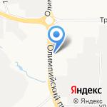 Апрель на карте Мытищ