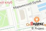 Схема проезда до компании Lancman School в Москве