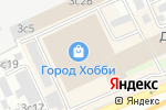 Схема проезда до компании BIZARREBOOK в Москве