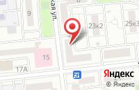 Схема проезда до компании Принт Мт в Москве