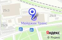 Схема проезда до компании ТРАНСПОРТНОЕ ПРЕДПРИЯТИЕ СТАЙЛ в Москве