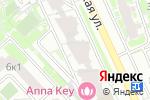 Схема проезда до компании Ортосмайл в Москве