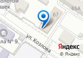 Отдел полиции по Приморскому району Управление МВД России по г. Новороссийску на карте