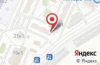 Схема проезда до компании Берта в Москве