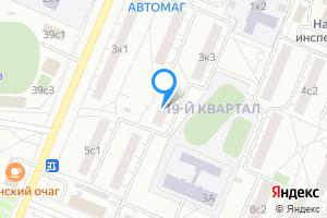 Сдается комната в двухкомнатной квартире в Москве Краснодонская ул., 5к3