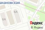 Схема проезда до компании Полярис в Москве