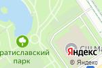 Схема проезда до компании Братиславский парк в Москве