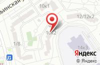 Схема проезда до компании Военная Книга в Москве
