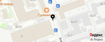 AUTOLEKAR на карте Москвы