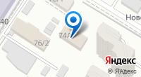 Компания Новоросспецмонтаж на карте
