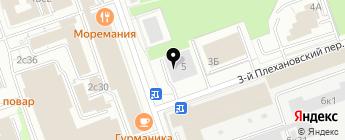 Autogarant на карте Москвы