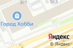 Схема проезда до компании Abak в Москве