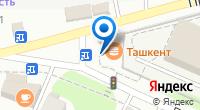 Компания Чебуречная на карте